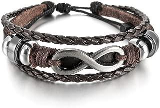Best infinity symbol mens jewelry Reviews