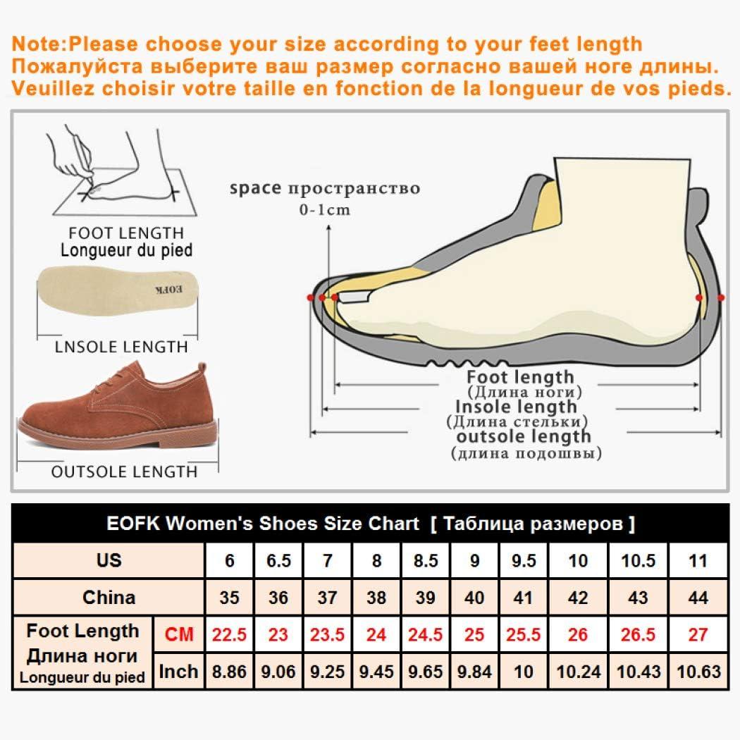 Mocasines con Cu/ña De Plataforma para Mujer Zapatos De Charol Antideslizantes con Flecos Zapatos Brogues Retro Pisos Casuales Zapatos De Punta Redonda con Boca Baja Mary Jane