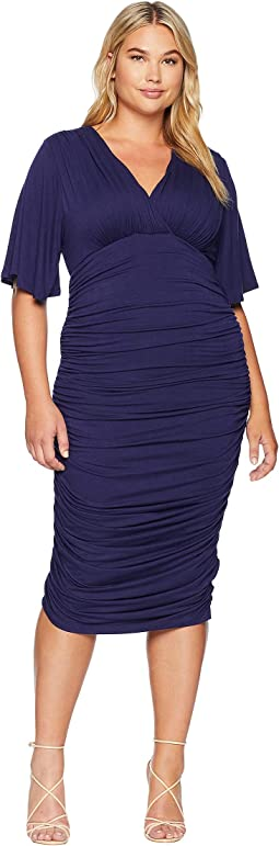Rumor Ruched Dress