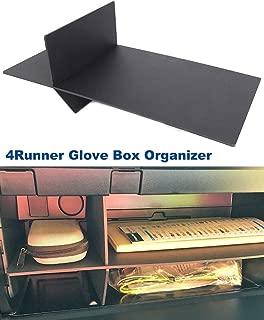 2010-2019 4Runner Glove Box Organizer Glove Box Tray Divider