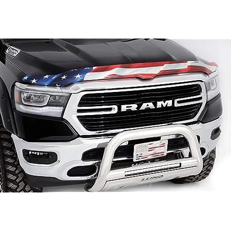 American Flag Eagle Stampede 2264-30 Vigilante Premium Hood Protector RAM