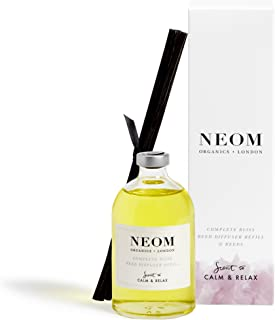 Neom Diffuser Complete Bliss Reed Refill, 3.4 oz