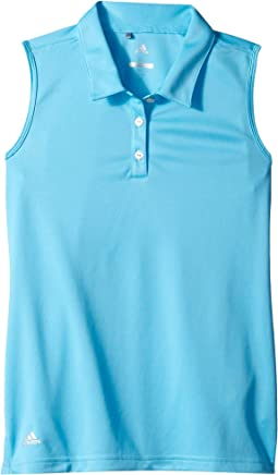 Tournament Sleeveless Polo (Big Kids)