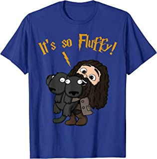 It's So Fluffy Funny Harry Magical Wizard Potter Shirt Gift