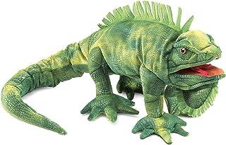 Folkmanis Iguana Hand Puppet