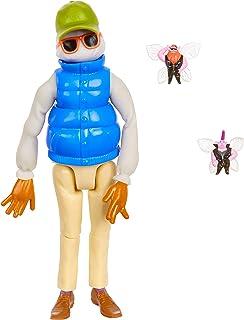 Pixar- Disney Onward Figura de Juguete Dad con Top, Multicolor (Mattel GMP59)