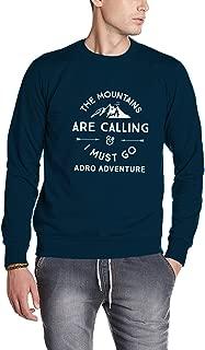 ADRO Men's Adventure Printed Cotton Pullovers