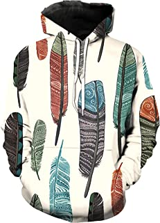Unisex 3D Novelty Hoodies Hoodies Sweatshirt Pockets Dots