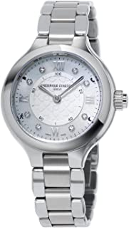 Frederique Constant Horological Smartwatch Women's Stainless Steel Watch FC-281WHD3ER6B