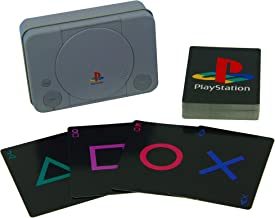 playstation playing cards