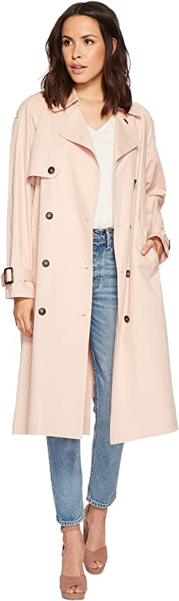 Wesley Trench Coat