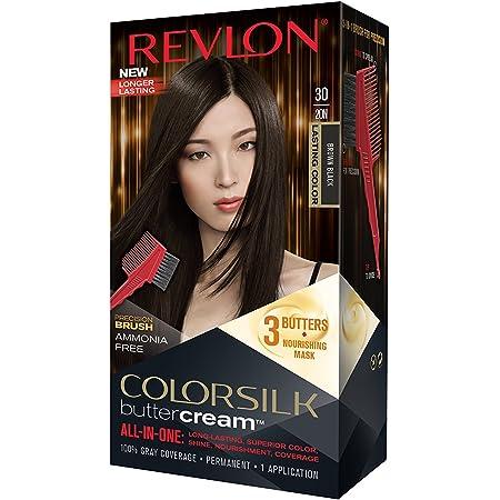 Revlon Colorsilk Tinte 20 Negro Natural - 1 Unidad: Amazon.es