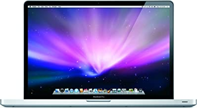 Best apple macbook pro 17 core 2 duo Reviews
