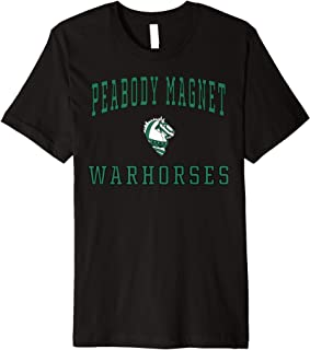 Peabody Magnet High School Warhorses Premium T-Shirt C1