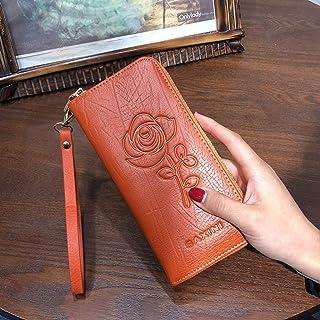 Rose rouge Blancho Bedding Mignon carte de crédit Cartes de sac à fermeture porte-monnaie Accessoires