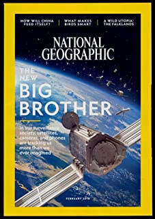National Geographic February 2018 - Big Brother
