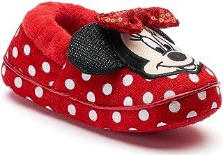 Disney Girl's Mouse Slippers