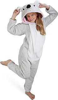 Maybear® - Pigiama per Bambini Adulto, Costume da Animale, Morbido e Caldo Blu