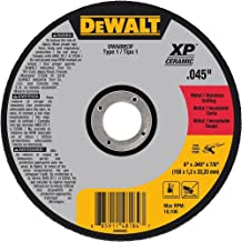 dewalt 6 cut off wheels