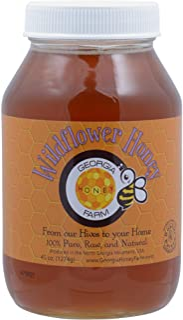 Georgia Farm, Honey Georgia Wildflower, 45 Ounce