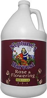 Neptune's Harvest N17 RF 191 RF191 Rose & Flowering Formula 2-6-4, 1 Gallon, 1 gal