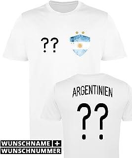 4a93fb64ff Amazon.it: maglia argentina: Abbigliamento