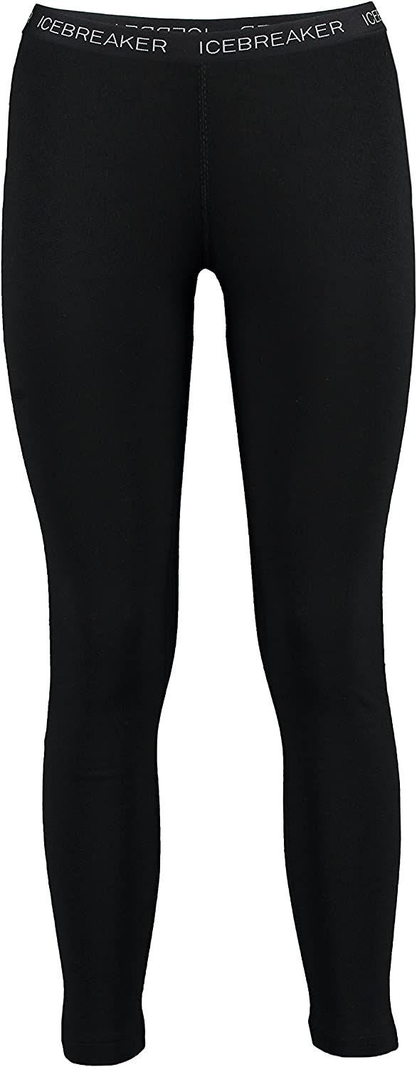Icebreaker Women's BODYFIT260 greenex Leggings Clearance