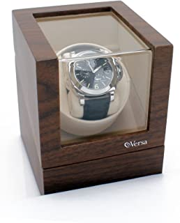 versa automatic single watch winder manual