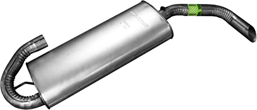Walker 50059 Quiet-Flow Stainless Steel Muffler