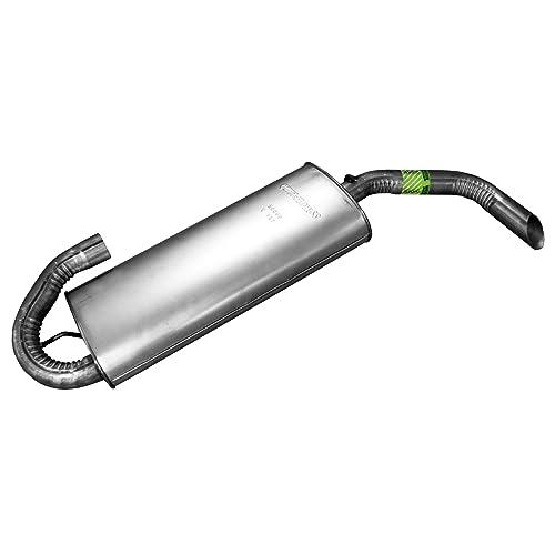 Walker 50059 Quiet-Flow Stainless Steel Muffler
