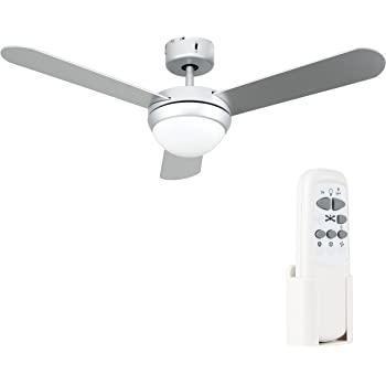 Westinghouse Lighting Bendan Ventilador de Techo R7s, 80 W, Aspas ...