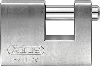 ABUS Hangslot Titalium Monoblock 82TI/70, 24673