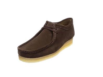 TALLA 39 EU. Clarks ORIGINALS Wallabee, Zapatos de Cordones Brogue Hombre