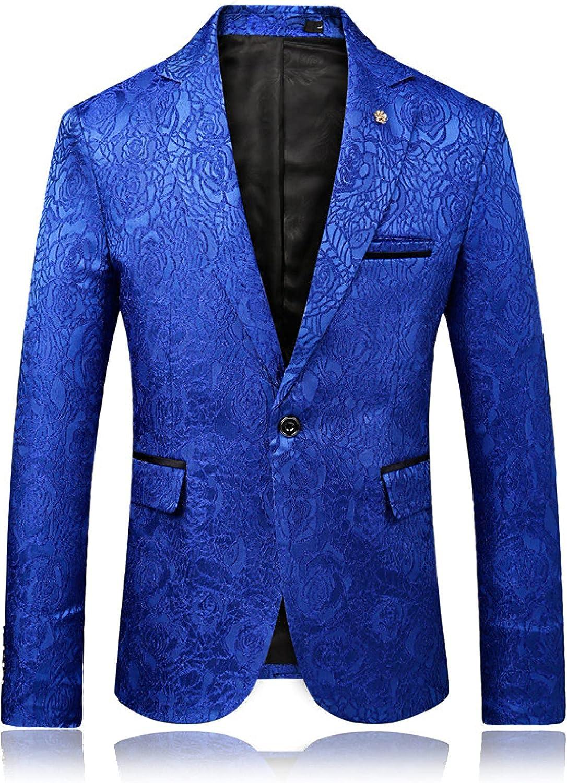 Men's Check Blazer Exotic Tuxedos Single Row one Button Business Wedding Dress for Wedding Party Celebration