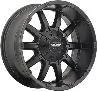 Pro Comp Alloys Series 50 10 Gauge Wheel with Satin Black Finish (20x9
