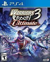 Jogo Warriors Orochi 3 Ultimate - Ps4