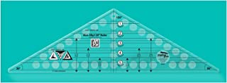 Creative Grids 120 Degree Triangle Quilt Ruler 6-1/2in x 21-1/2in