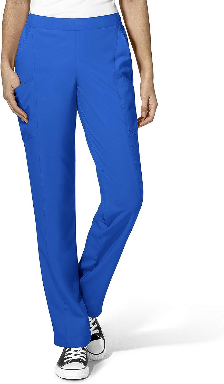 WonderWink Tall Plus Size Women's Full Elastic Pant