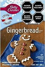 Betty Crocker Baking Cookie Mix Pouch, Gingerbread, 17.5 Ounce