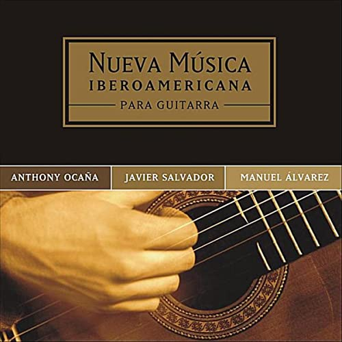 Nueva Música Iberoamericana para Guitarra de Javier Salvador ...