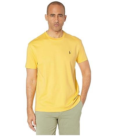 Polo Ralph Lauren Classic Fit Soft Touch T-Shirt (Yellow) Men