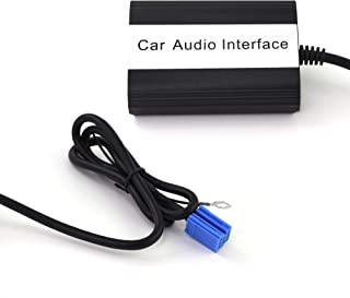USB + SD+ AUX Adapter kompatibel mit VW Beetle Beta 5 Delta Gamma 4/5 Premium 4/5   Seat Aura Beta Elba Lena Liceo Scala MFD   Skoda MFD MS 303/501/502 Symphony