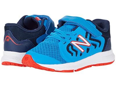 New Balance Kids 519v2 (Infant/Toddler) (Vision Blue/Natural Indigo) Boy