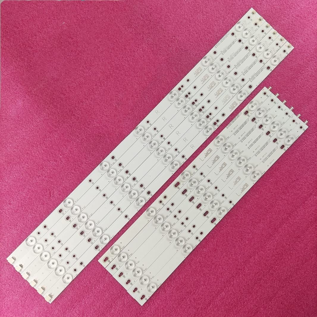 1 Limited Special Price year warranty Replacement Part for TV Kit 12 50PUH Strip Backlight PCS LED