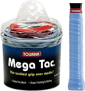 Tourna Mega Tac Extra Tacky Overgrip 30-Pack Sporting Goods