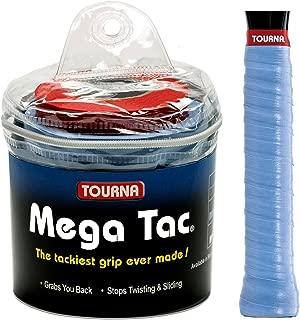 Tourna Mega Tac Extra Tacky Overgrip, 30-Pack
