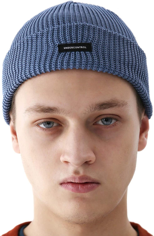 UNDERCONTROL Aerocool Summer Beanie Free Size Cooling for Men Women - Unisex Plain Skull Hat Cap - Made in Korea