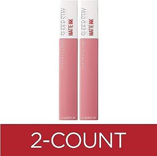 Best maybelline superstay matte ink liquid lipstick lipstick Reviews