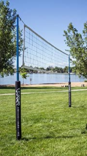 Cobra Sports 3 Game Volleyball net System