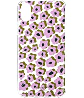 Kate Spade New York - Jeweled Flair Flora Phone Case for iPhone XR
